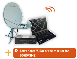 GlobalTT Broadband Internet Satellite Service Provider - South Africa